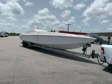 *THEFT RECOVERY*  2008 SONIC 45 SS SPEED BOAT WITH  $9K 50FT TRAILER