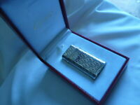 Authentic Cartier Lighter Secondhand Free Shipping No.7537