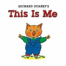 Richard Scarry's This Is Me Tablero Libros Richard Scarry