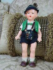 """Vintage German """"Schildkröt"""" boy doll"""