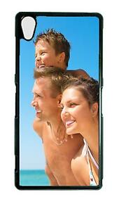 PERSONALISED CUSTOM PRINTED phone case cover for SONY XPERIA Z models
