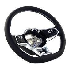 VW Golf VII 7 GTD original Sport Steering Wheel Leather with MFA+Rocker switches