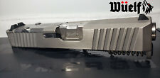 For Glock 26 Slide Rmr in Bonesaw (Slide Only other parts Not Included)
