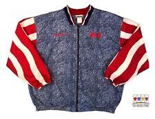USA 1994 World Cup International Soccer Bomber Jacket XL Adidas