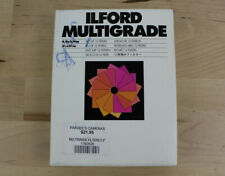 """Ilford Multigrade Set of 12 Filters 3½� x 3½"""" Complete 1762628"""