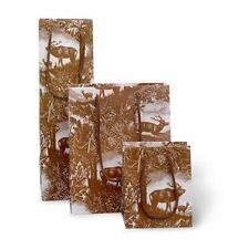 Boston International 6 Count Caskata Studio Gift Bags Medium, Wildlife