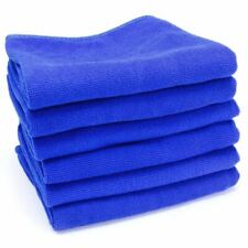 ZoZo Microfiber Polish Cloth for Guitars and Musical Instruments, 6-Pack