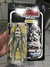"""AT-AT DRIVER 40th Anniversary Black Series 6"""" Star Wars Empire Strikes Back NEW"""