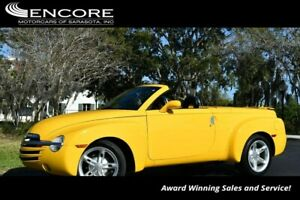 "2004 Chevrolet SSR Reg Cab 116.0"" WB LS w/1SB Preferred Equipment Gro"
