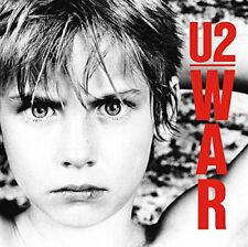 CD musicali pop rock U2