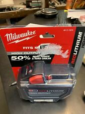 NEW Milwaukee High Output HD12.0 REDLITHIUM Battery Item 48-11-1812