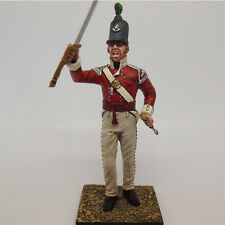 NAP006 British 43rd Foot Light Infantry Officer by Cold Steel Miniatures