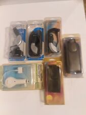 Phone Charger Lot solaray, Nextel, motorola,iPhone, and Nokia cases