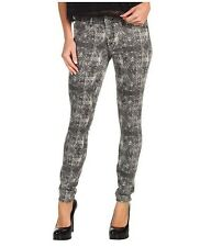 Nwt Rich & Skinny Marilyn Skinny Jeans in Dove Lace Print 32