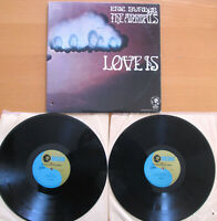 Eric Burdon & The Animals Love Is 2xLP EXCELLENT USA Gatefold MGM SE-4591-2