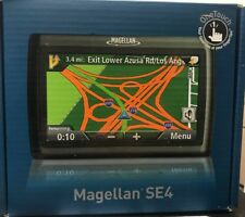 Magellan Roadmate Se4 Car Lifetime-Traffic Set Gps Navigation Usa Maps New