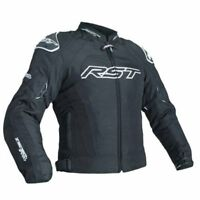 RST 2060 Tractech Evo III CE Approved Motorcycle Bike Textile Jacket - Black