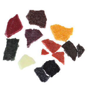 10g/Bag Candle Dye Chips Flakes Candle Wax Dye For Craft DIY Candle MakingB`