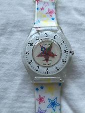 Geneva Quartz 'Star' Ladies Watch