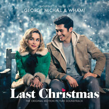Last Christmas OST LP, George Michael (brand new) Wham, Henry Golding