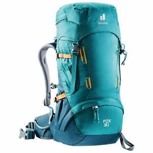 RESTPOSTEN Deuter Fox 30 Rucksack Wandern Trekking Kinder Jugendliche UVP 120 €
