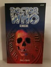 New Listing Doctor Who Ser.: Eda04 Genocide by Paul Leonard