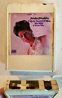 8-Track: Aretha Franklin: I Never Loved A Man The Way I Love You: Respect rare