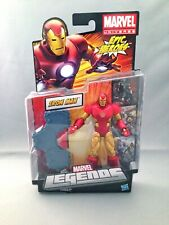 2012 MARVEL LEGENDS IRON MAN EPIC HEROES, BY HASBRO, NEW