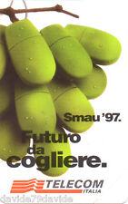 SCHEDA TELEFONICA -  SMAU '97 - CAT. GOLDEN LIRA 658 - NUOVA