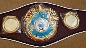 WBO Boxing ChampionShip Belt.full size