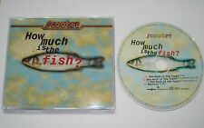 How much is the fish ?  __  SCOOTER  __  4 Track CD 1998