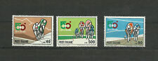 Italy 1967 50th cycling tour of Italy MNH