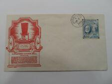 Discount Stamps : CANADA 1947 SC#274 ALEXANDER GRAHAM BELL BRANTFORD CANCEL FDC