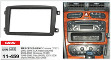 CARAV 11-459 2Din Marco Adaptador Kit Radio MERCEDES-BENZ C CLK G Vito Viano