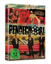PENDECHOS! Digipak Blu-ray DVD - No-Budget Actioncomedy Mike Siegel R. RODRIGUEZ