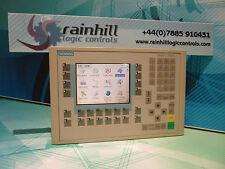Siemens OP270, 6AV6-542-0CA10-0AX0,HMI,Operator Panel.(UK/EU Buyers Please Read)