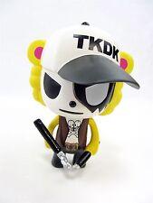 Tokidoki  BUCK w/ nunchucks - Royal Pride vinyl figure by Simone Legno 2012 TKDK