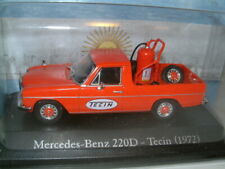 1/43 MERCEDES BENZ 220D PICKUP 1972 `TECIN` SERVICE