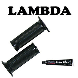 Hand Grips and Grip Glue for Honda CT110 Postie 53166-GEE-750 & 53165-GW0-000