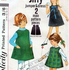 simplicity Female Child Sewing Patterns