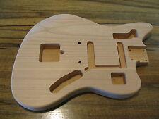 Saylor Guitars Unfinished Oregon Red Alder Jaguar Style Body 5# 3 oz