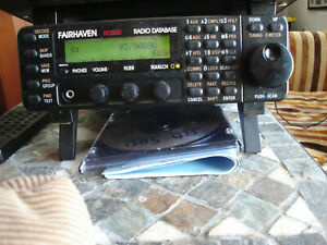 fairhaven rd500 communications receiver