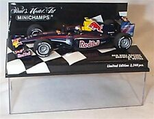 Red Bull Racing Showcar 2009 S.Vettel ltd ed New in Case