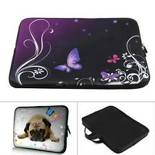 15.6  inch Laptop Bag Sleeve Case Cover For MacBook Air Pro HP Dell Lenovo UK