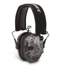 New Walkers Razor Series Slim Shooter Folding Ear Muff in Kryptek GWP-RSEM-KPT