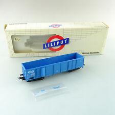 Liliput H0 No 24 441 NS Hochbordwagen unbenutzt in OVP #026