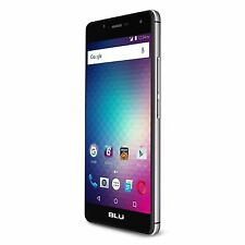 BLU R1 HD Smartphone dual sim Black 16 gb Android 6.0  Released July, 2016