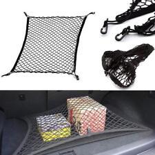 70x70cm Black Car Cargo Tidy Net Boot Trunk Storage Organizer Luggage 6A