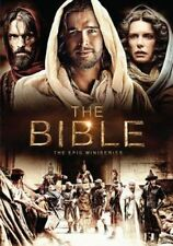 Bible The Epic Miniseries DVD Region 1 US IMPORT NTSC