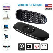 2.4G Wireless Keyboard Air Fly Mouse For Android Mini PC TV Remote Control K6 BT